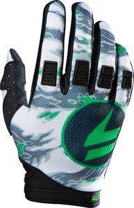 guantes shift strike 2016 mx/offroad camufl. verde./negro xl