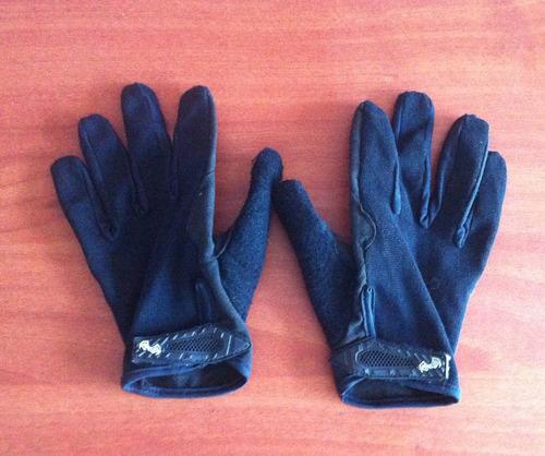 guantes spider para moto talla l