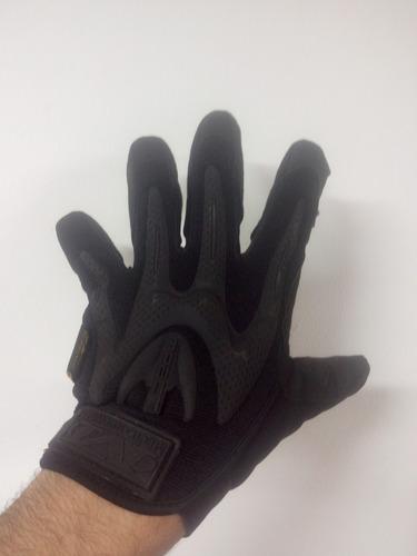 guantes tactico airsoft mechanix wear impact,talla l, negros