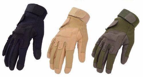 guantes tácticos