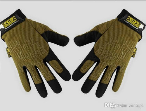 guantes tacticos