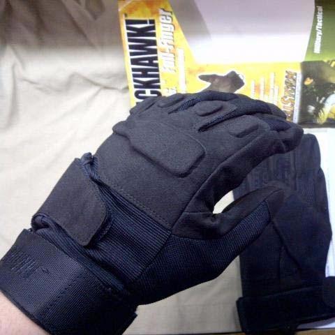 guantes tacticos blackhawk hellstorm militares
