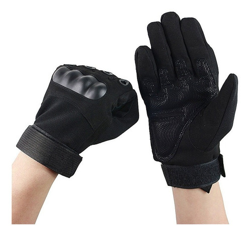 guantes tacticos camoland paintball moto bici calidad 100%