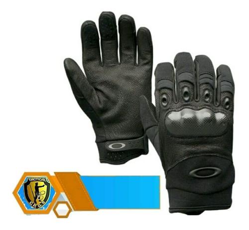 guantes tacticos con dedos