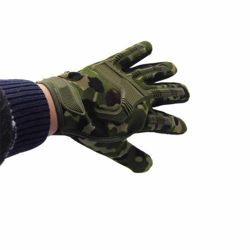 guantes tácticos militar