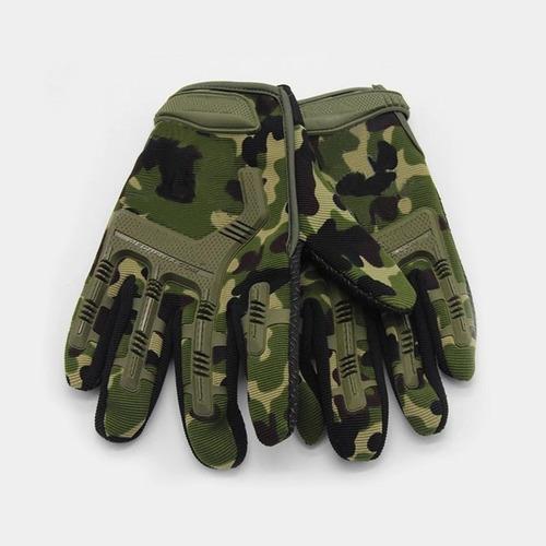 guantes tácticos militar airsoft paintball supervivencia