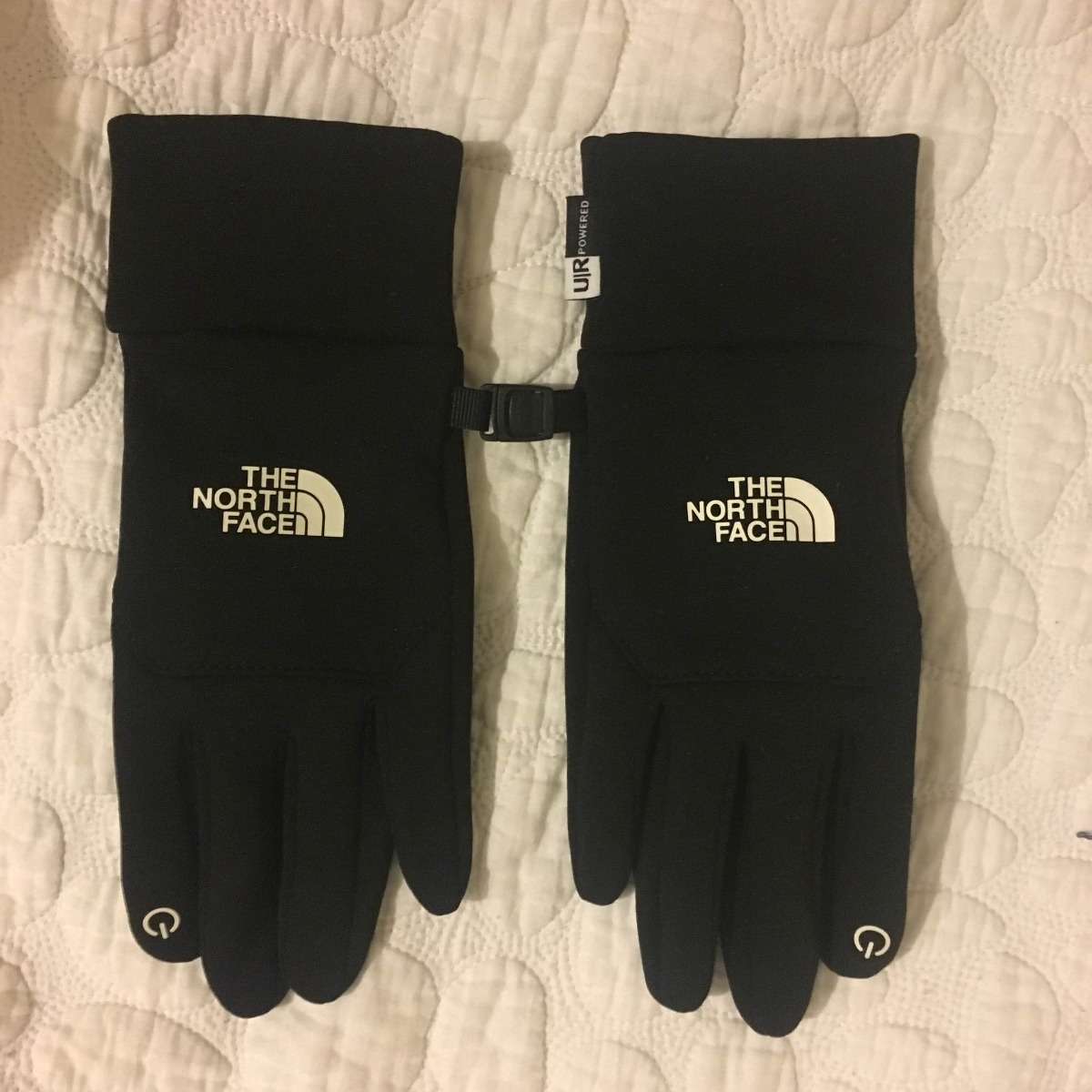 north face guantes mujer