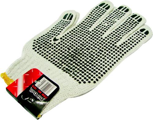 guantes tejidos con punto pvc carolina