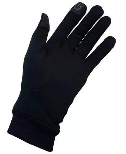 guantes térmicos black rock primera piel dedo touch celular