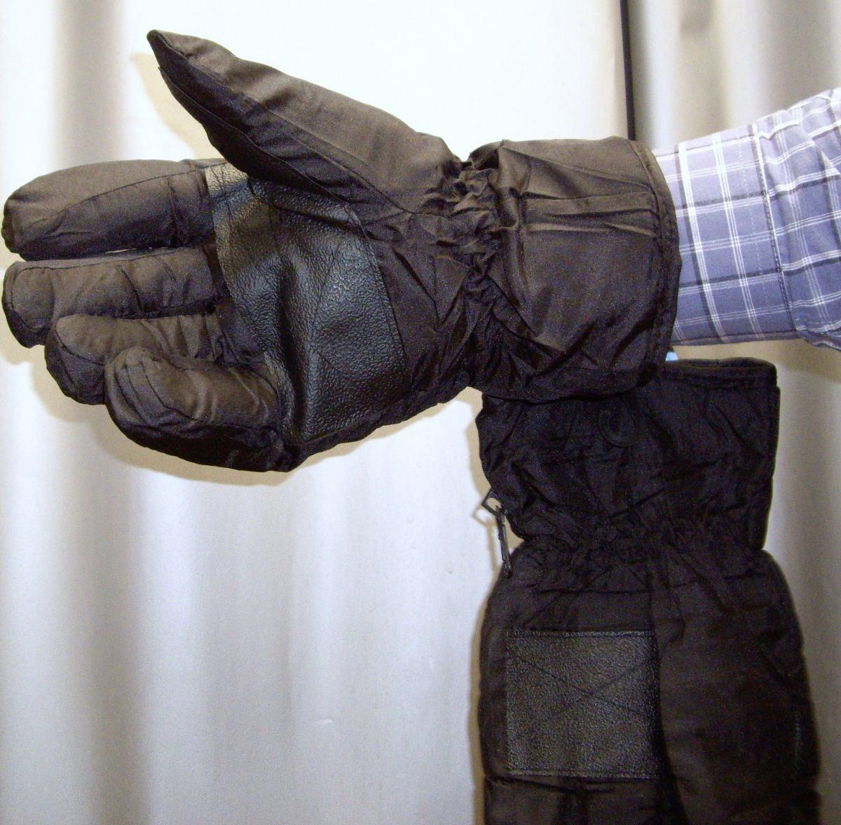 Guantes termicos frio intenso bajo cero nieve - Guantes de hielo ...
