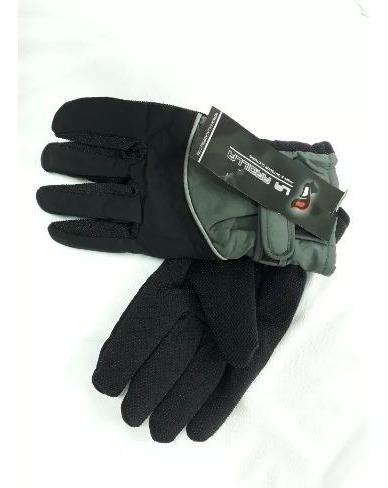 guantes termicos impermeables nieve ski finos adulto 21713