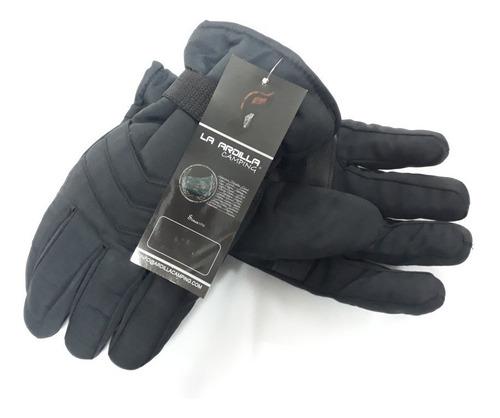 guantes termicos impermeables nieve ski grueso adulto 21717