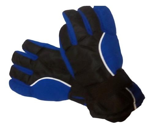 guantes termicos reforzados frio intenso bajo cero nieve