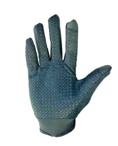 guantes térmicos unixes primera piel  running con tactil