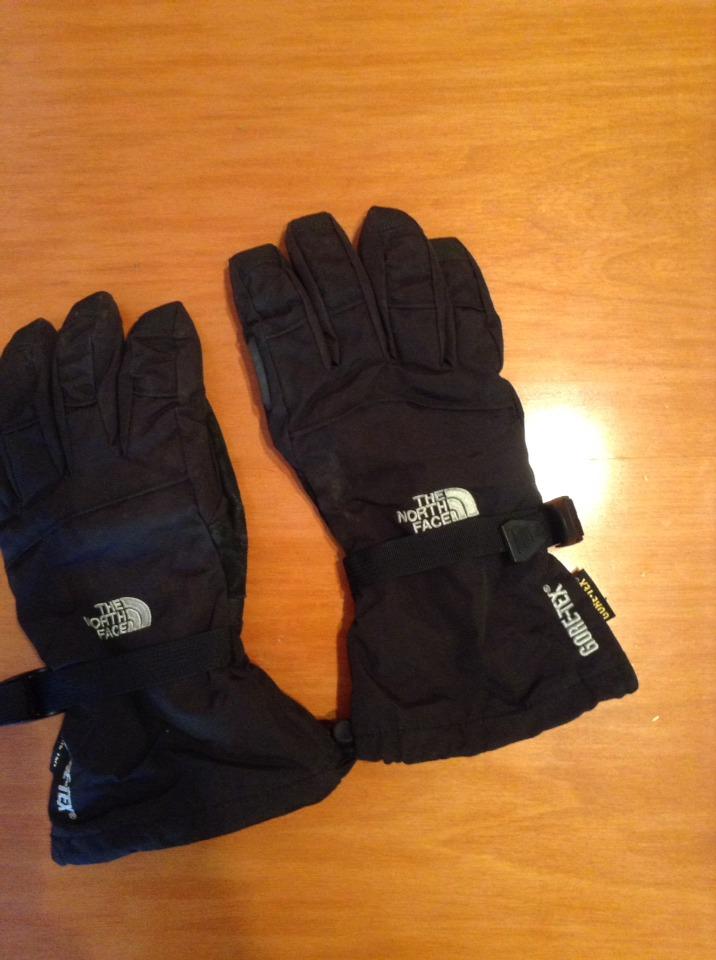 guantes goretex north face
