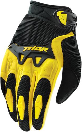 guantes thor spectrum 2015 amarillo xs