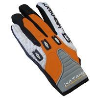 guantes todo terreno katahdin, anaranjado, 3xl