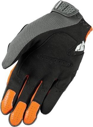 guantes todoterreno de rebote 2017 gris/naranja  xl