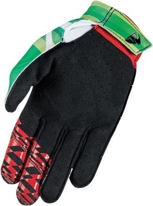 guantes todoterreno thor invert tracer 2017 multicolor xl