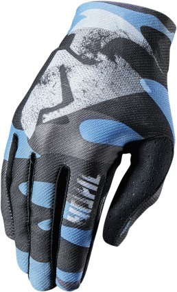 guantes todoterreno thor void covert 2017 midnight/azul/2xl