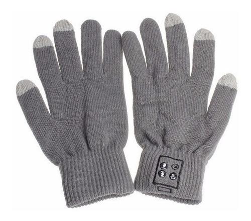 guantes touch bluetooth 3.0 contestar llamadas escribir