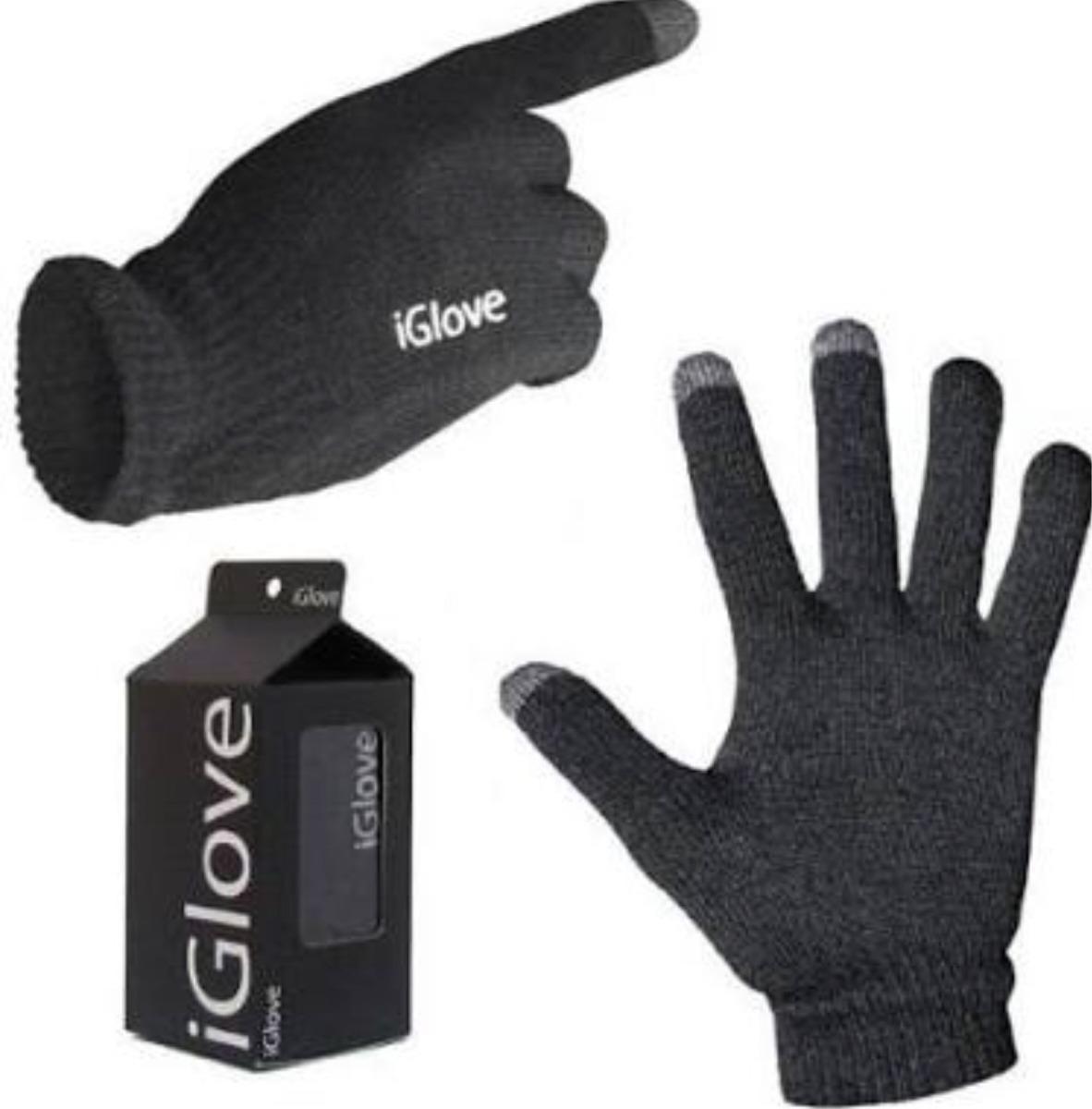 Guantes Touch Iglove Originales (táctiles, Celular, Frío ...