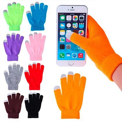 sobornar auténtico últimos diseños diversificados precio favorable Guantes Touch Tactiles Protégete Del Frio Invierno Jarcstore