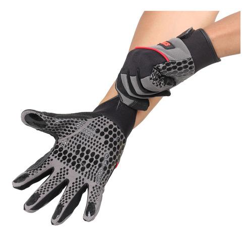 guantes trabajo mecanico maximo agarre grandes mikels