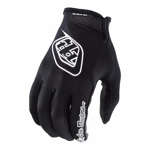 guantes troy lee motocross enduro troylee tld negro avant