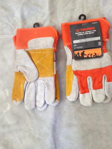 guantes truper