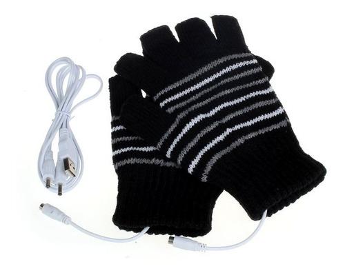 guantes usb