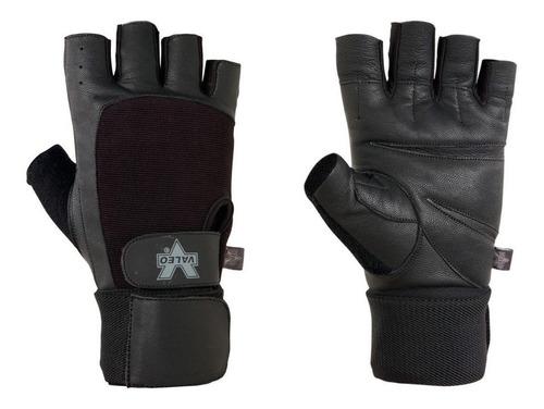 guantes valeo con muñequera crossfit,pesas,gym nuevos