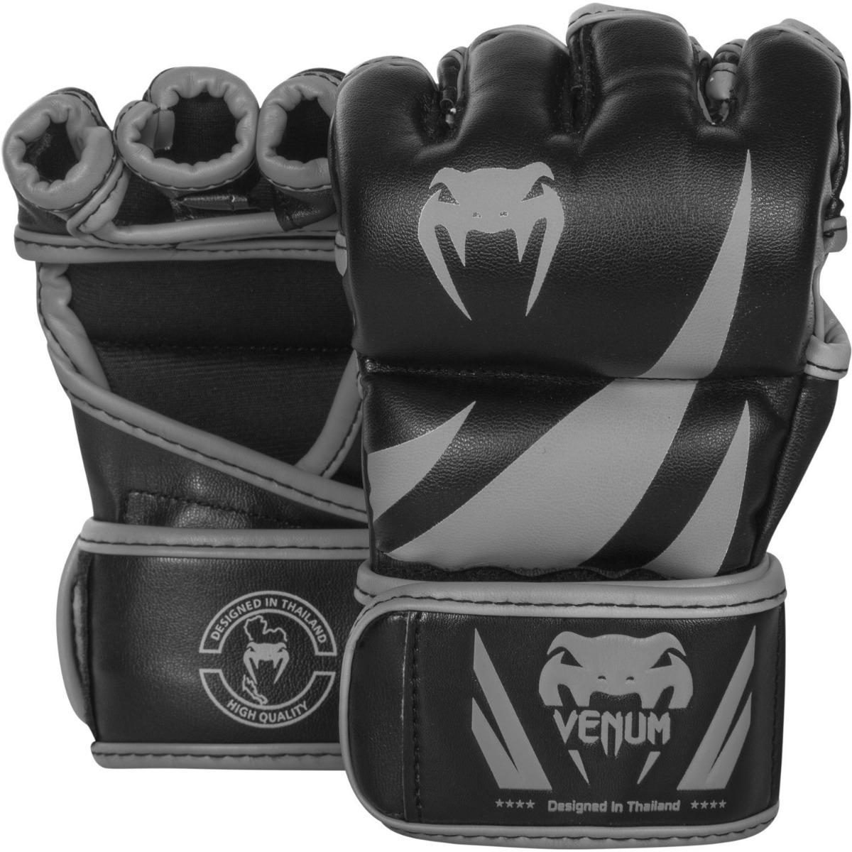 Todo Negro Boxing, Martial Arts & Mma Other Combat Sport Supplies Venum Challenger Mma Guantes