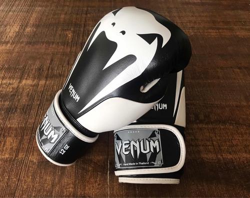 guantes venum originales en cuero box muay thai kickboxing