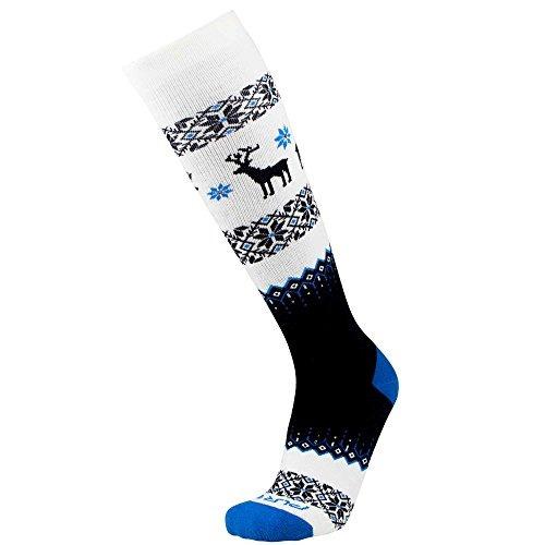 guantes warm ski socks  winter sweater deer sock  buho store