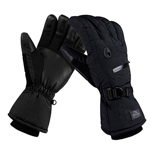 guantes waterproof ski snowboard gloves with 3m t buho store