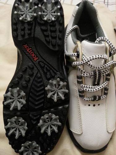 guantes, zapatos, impermeables, pelotas de golf