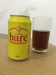 guaraná baré pacote 12 latas