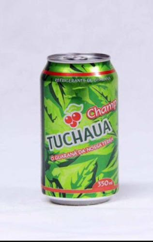 guarana tuchaua 12 latas frete grátis + brinde