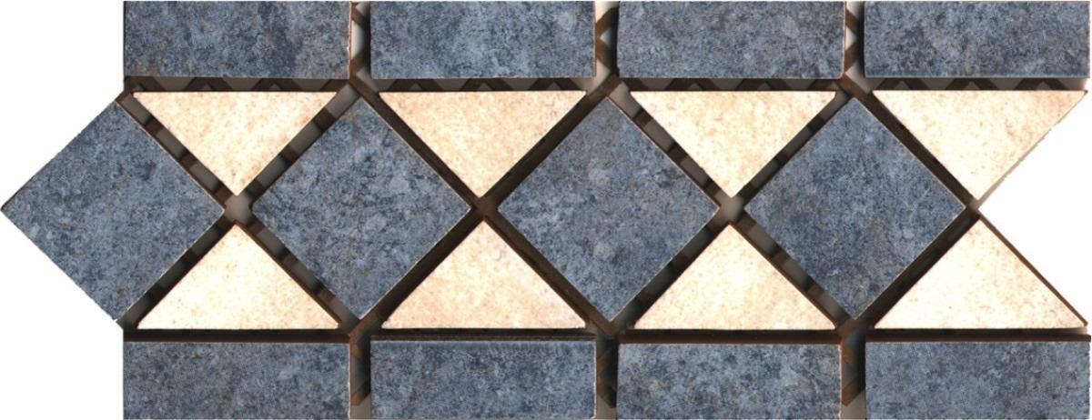 guarda cermica rustico azul cocina bao piso pared malla