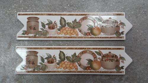 Guarda Ceramica Baño:Guarda Listelo Ceramica Cocina 1 – $ 69,00 en Mercado Libre