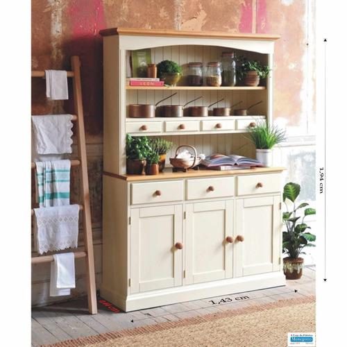 guarda-louça;cristaleira;balcão;móveis em madeira;rustico;