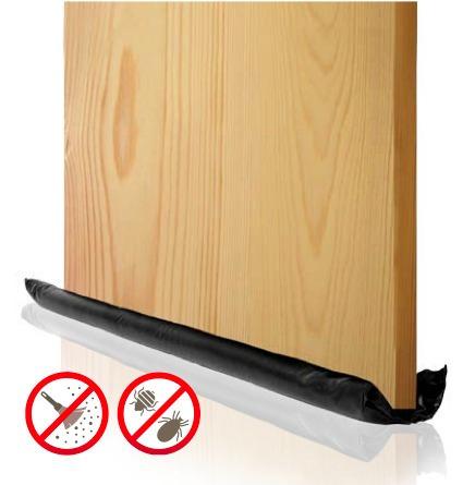 guarda polvo para puerta polvo