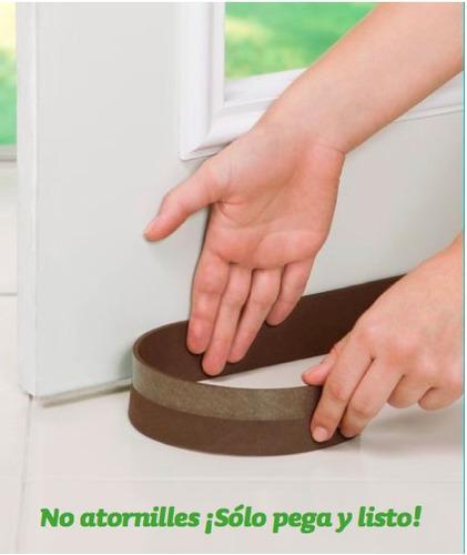 guarda polvo puerta