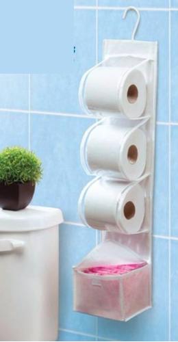 guarda rollo y toallas sanitarias
