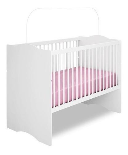 guarda roupa cômoda meu bebê berço alegria branco - canaã