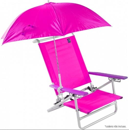 Guarda Sol Clamp 1,16m P  Cadeira Praia Verão Bel 15600 - R  24,99 ... e1fc995a3a