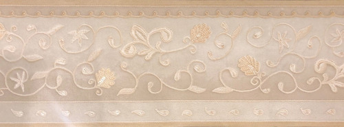 guarda vinilica muresco anna 49505 beige 17 cm x 5 mts soul