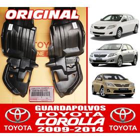 Guardabarro Corolla 2009 2010 2011 2012 2013 2014 Fuerte