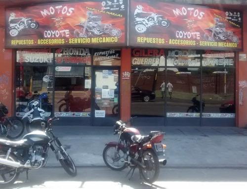 guardabarro delantero motos